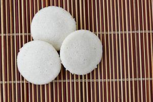idli or idly south Indian breakfast