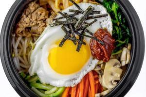 Korean Bi Bim Bap