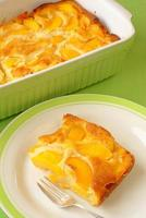 Peach Cobbler photo