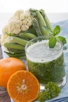 Cauliflower Juice