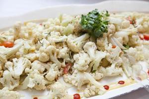 Seasoned Cauliflower
