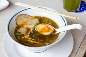 ramen noodle photo