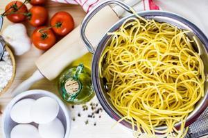 Spaghetty photo