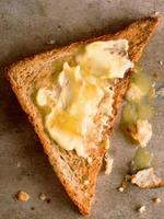 toasted bread photo
