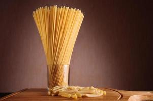 Spaghetti pasta photo
