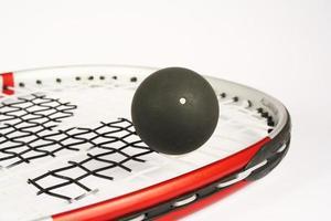 Racket squash photo