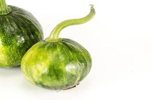 Green pumpkin squash