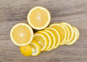 orange slice photo