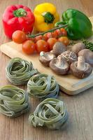 image of pasta cooking ingredient photo