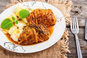Stuffed cabbage dishstuffed cabbage dishstuffed cabbage dish