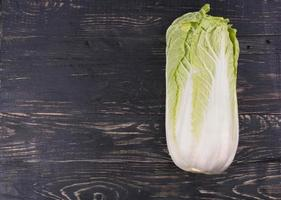 Chinese cabbage photo
