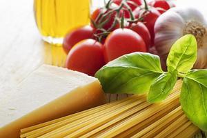 ingredientes de pasta