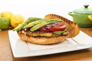 Spicy Chicken Sandwich photo