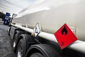 gasoline transporter photo