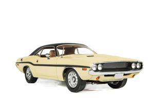 Vintage car 1970
