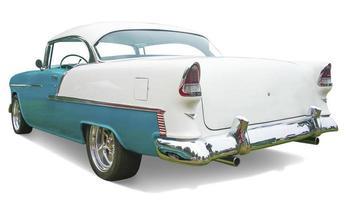 turquiosis de coches clásicos
