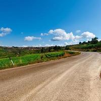 la carretera