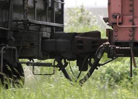 Train Coupling photo
