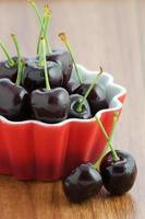 Lapin cherries