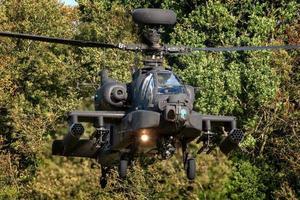 AgustaWestland WAH-64D Apache