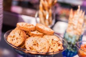 Garlic bread photo