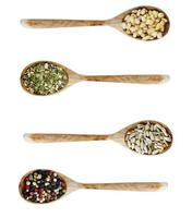 Different kinds of seasoning photo