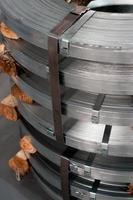 rotoli di acciaio
