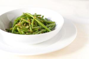 Haricot verts photo