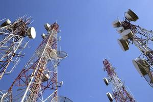 Telecommunications Tower photo