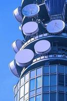 Telecommunication Dishes photo