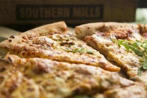 Italian pizza photo