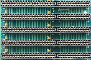 Electronics circute pattern photo