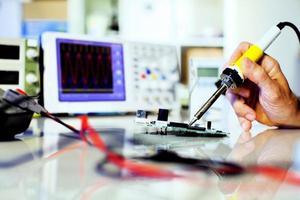 soldering photo