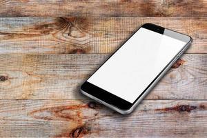 Realistic mobile phone photo