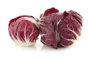 """red """"radicchio"""" lettuce"""