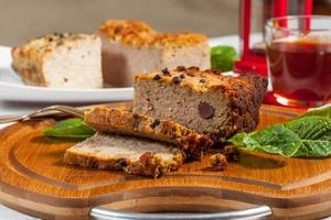 Traditional tasty pate. photo