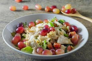 fresh mix salad photo