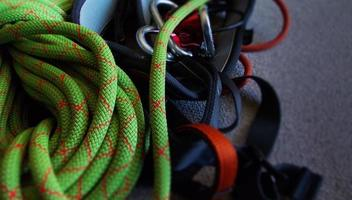 Rock Climbing Equipment photo