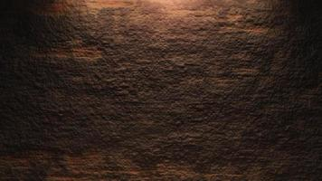 Rock wall background brown
