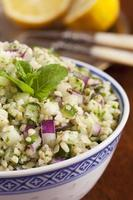 Tabbouleh Bulgar Wheat Salad