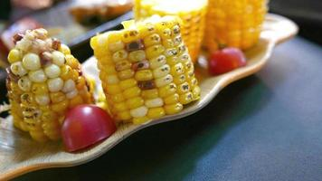 Corns & vegetables photo
