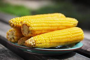 maíz hervido