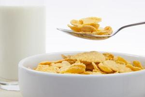 Corn flakes photo