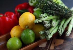 Fresh produce for restaurants
