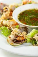 Seafood Plate photo