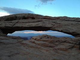 Mesa Arch photo