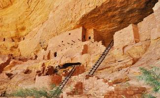 Mesa Verde cliff dwelling