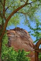 lente in canyon de chelly