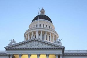 Edificio del Capitolio de Sacramento foto