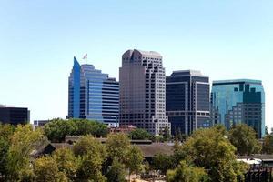 Sacramento Skyline photo